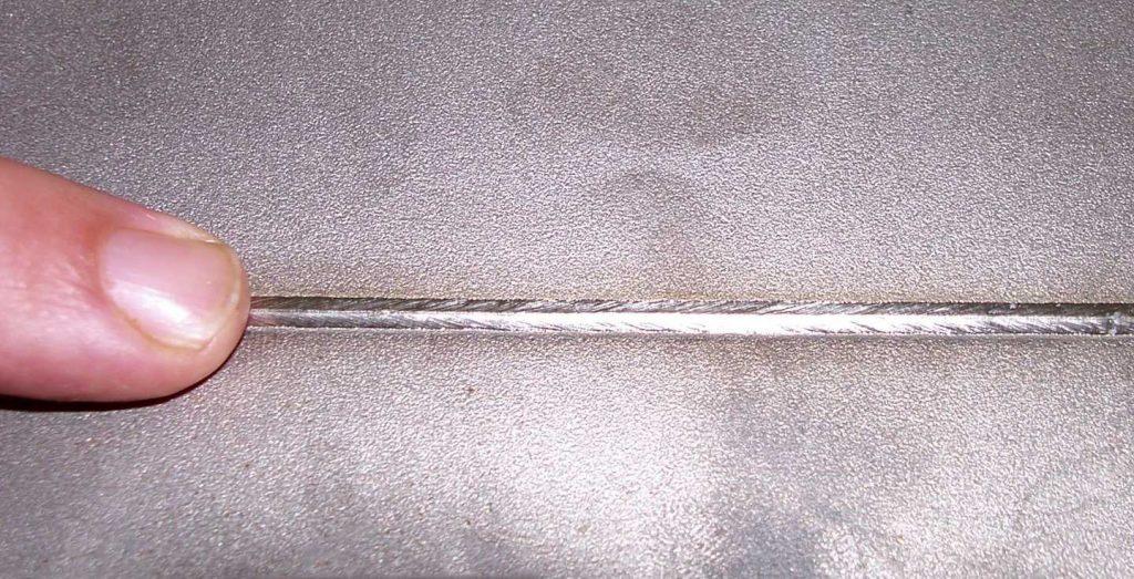Испытания на ударную вязкость металла шва